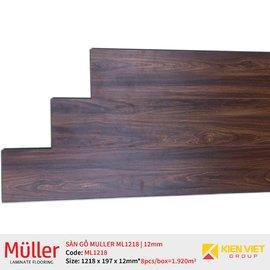 Sàn gỗ Muller ML1218 | 12mm