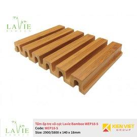 Tấm ốp tre vô cực Lavie Bamboo WEP18-5