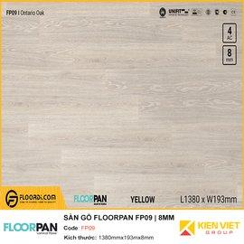 Sàn gỗ Floorpan FP09 | 8MM