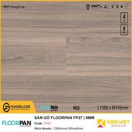 Sàn gỗ Floorpan FP27 | 8MM