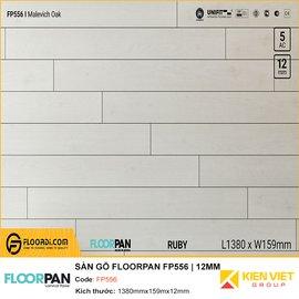 Sàn gỗ Floorpan FP556   12MM