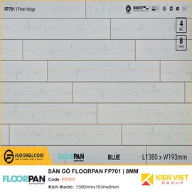 Sàn gỗ Floorpan FP701 | 8MM