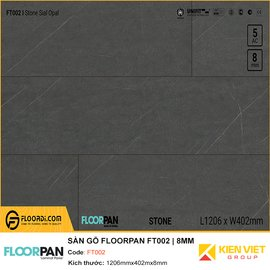 Sàn gỗ Floorpan FT002 | 8MM