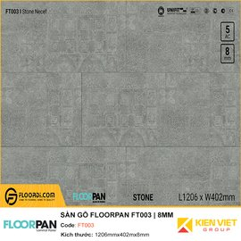 Sàn gỗ Floorpan SF103   12MM