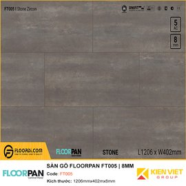 Sàn gỗ Floorpan FT005 | 8MM
