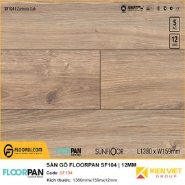 Sàn gỗ Floorpan SF104 | 12MM