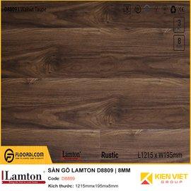 Sàn gỗ Lamton D8809   8mm