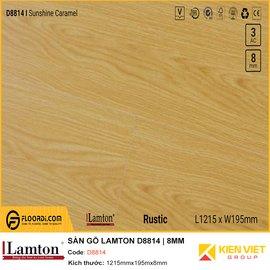 Sàn gỗ Lamton D8814 | 8mm