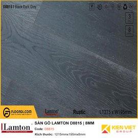 Sàn gỗ Lamton D8815 | 8mm
