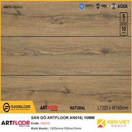 Sàn gỗ Artfloor AN016 | 10MM