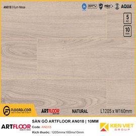 Sàn gỗ Artfloor AN018   10MM