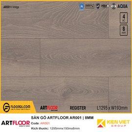 Sàn gỗ Artfloor AR001 | 8MM