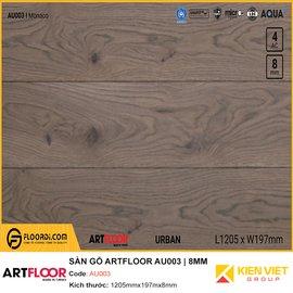 Sàn gỗ Artfloor AU003 | 8MM