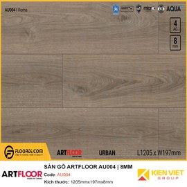 Sàn gỗ Artfloor AU004 | 8MM