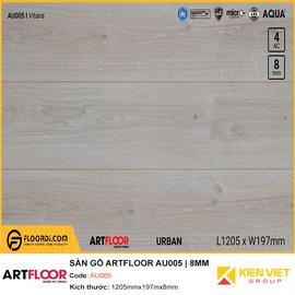 Sàn gỗ Artfloor AU005 | 8MM