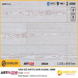 Sàn gỗ Artfloor AU009 | 8MM