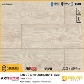 Sàn gỗ Artfloor AU010 | 8MM