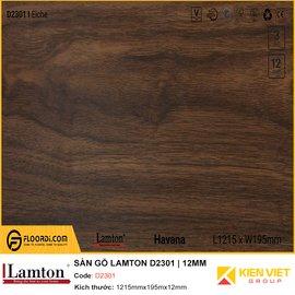 Sàn gỗ Lamton D2301 | 12mm