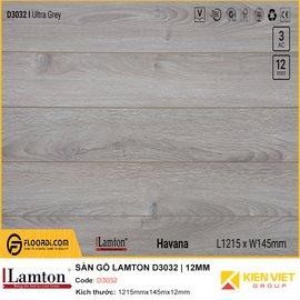 Sàn gỗ Lamton D3032 | 12mm