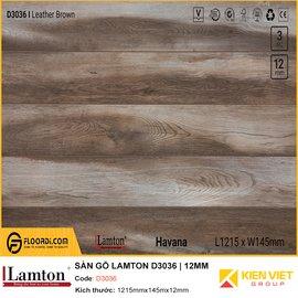 Sàn gỗ Lamton D3036 | 12mm