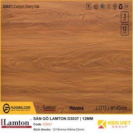 Sàn gỗ Lamton D3037 | 12mm