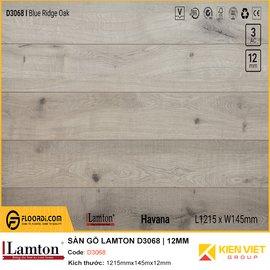 Sàn gỗ Lamton D3068 | 12mm