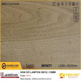 Sàn gỗ Lamton I9015   12mm