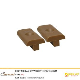 Chốt nối sàn Skywood T10 | 16x10x32mm