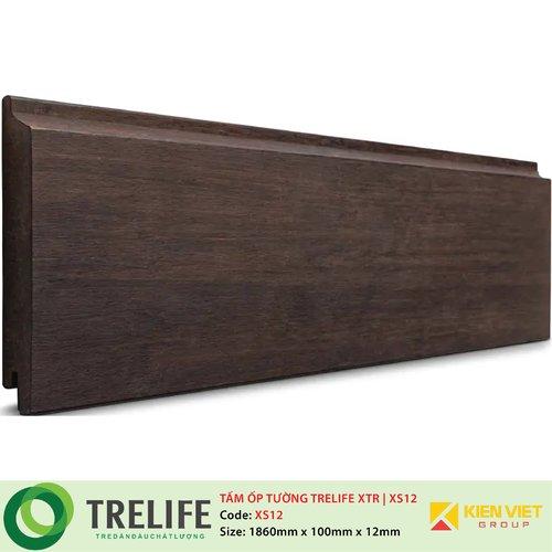 Tấm ốp tường tre ngoài trời TRELIFE XTR| XS12