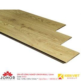 Sàn gỗ công nghiệp Johor MS02 | 12mm