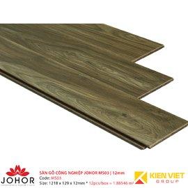 Sàn gỗ công nghiệp Johor MS03 | 12mm
