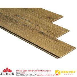 Sàn gỗ công nghiệp Johor MS06 | 12mm