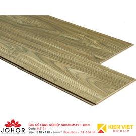 Sàn gỗ công nghiệp Johor MS191 | 8mm