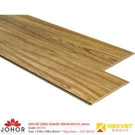 Sàn gỗ công nghiệp Johor MS193 | 8mm