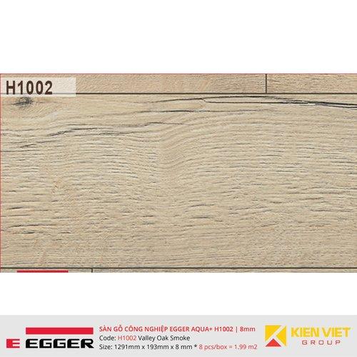 Sàn gỗ Egger Aqua plus H1002 | 8mm