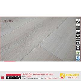 Sàn gỗ Egger Pro EPL 080 | 8mm