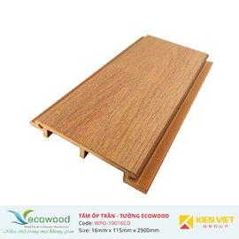 Tấm ốp tường trần EcoWood WPO-10016CD | 16x115mm