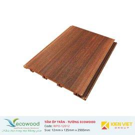 Tấm ốp tường trần EcoWood WPO-12012 | 12x135mm