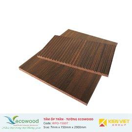 Tấm ốp tường trần EcoWood WPO-15007 | 7x150mm