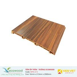 Tấm ốp tường trần EcoWood WPO-213 | 16x213mm