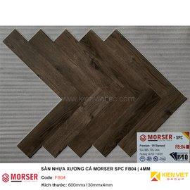Sàn nhựa xương cá Morser SPC FB04 | 4mm