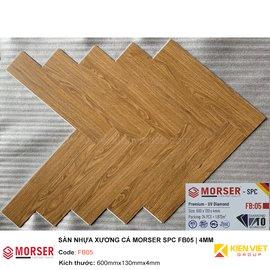 Sàn nhựa xương cá Morser SPC FB05 | 4mm