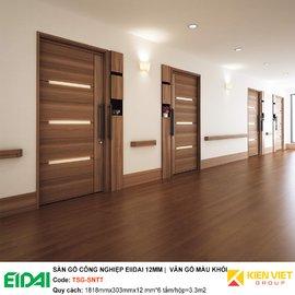 Sàn gỗ CN Edai - Vân gỗ màu khói TSG-SNTT
