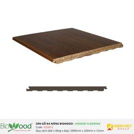 Sàn gỗ composite 200x12mm Biowood IF20012