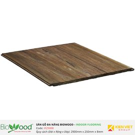 Sàn gỗ composite 250x8mm Biowood IF25008