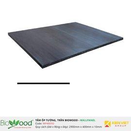 Vật liệu gỗ tường 400x10mm Biowood WP40010