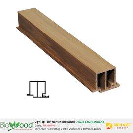 Ốp tường gỗ 40x40mm Biowood WPI04040