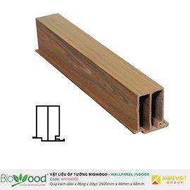 Ốp tường gỗ 40x60mm Biowood WPI04060