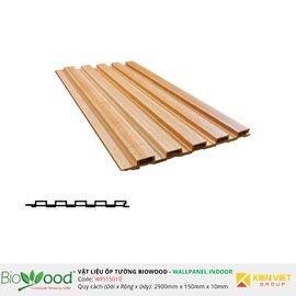 Ốp tường gỗ 150x10mm Biowood WPI15010