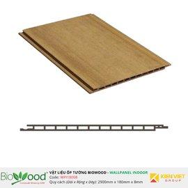 Ốp tường gỗ 180x8mm Biowood WPI18008